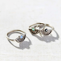 Luna Ring Set - Urban Outfitters
