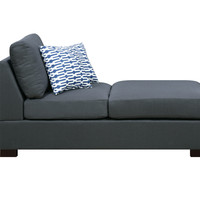 Poundex Chaise F7990