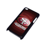 SAN FRANCISCO 49ERS 2 iPod Touch 4 Case