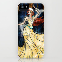 Once upon a December iPhone Case by Mandie Manzano
