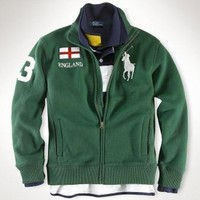Boys & Men Ralph Lauren Cardigan Jacket Coat