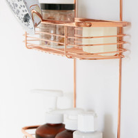 Minimal Copper Shower Caddy | Urban Outfitters