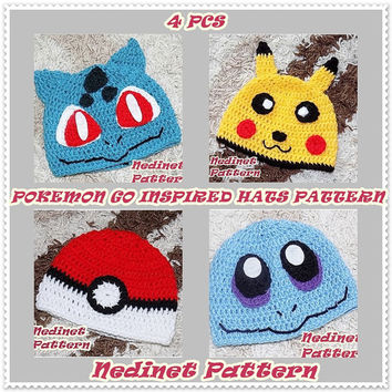 The Ultimate FREE Pokemon Crochet Patterns Over 35 Designs – Crochet | 354x354