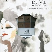 e.l.f. Disney Villains Makeup Look Book ~ Cruella De Vil by e.l.f. Cosmetics