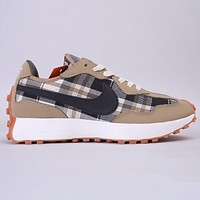 NIKE TANJUN New fashion hook plaid men shoes