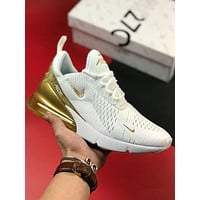 Nike Air Max 270 Fashion Sneakers Sport Shoes