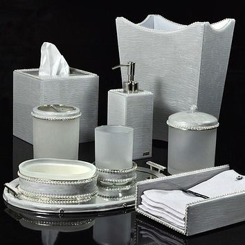 Audrey Collection Silver by Mike + Ally