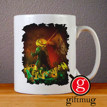 Helloween Straight Out of Hell Ceramic Coffee Mugs