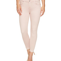 7 For All Mankind The Ankle Skinny w/ Released Hem in Sand Washed Twill Sand Washed Twill - Zappos.com Free Shipping BOTH Ways