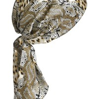 L. Erickson 'It's a Wrap' Silk Head Wrap