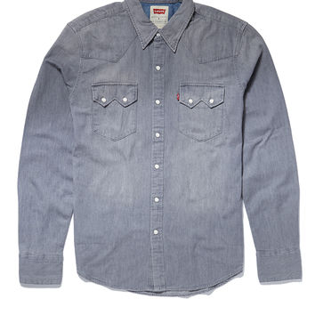 Levi's Sawtooth Western Shirt in Denim