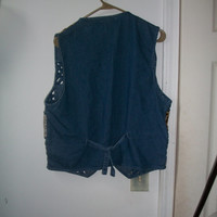 Vintage lifestyle made in india vest