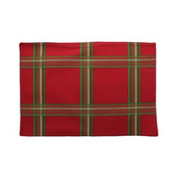 Lenox Holiday Gathering Plaid Christmas Linens Placemat