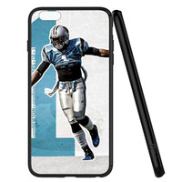 CAM NEWTON NFL PANTHERS iPhone 6 | 6S Case Planetscase.com