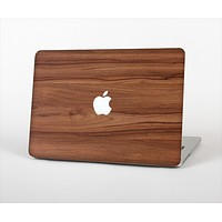 The Smooth-Grained Wooden Plank Skin Set for the Apple MacBook Air 11""