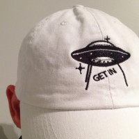 KOKO GETIN alien CAP from Kokopie