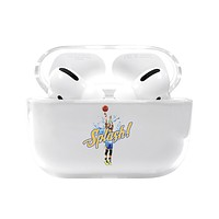 Splash Text Steph Curry Airpods Pro Case