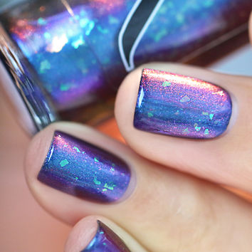 Glimro - Multichrome Flakie Polish