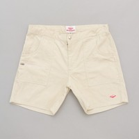 Battenwear Local Shorts (Off White 14W Cord) | Oi Polloi