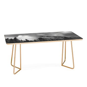 Leah Flores Mountain Majesty Coffee Table