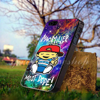 Mac Miller Most Dope galaxy - for iPhone 4/4s, iPhone 5/5S/5C, Samsung S3 i9300, Samsung S4 i9500 *GARDENCASESHOP*