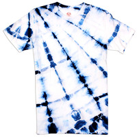Altru Apparel Shibori Dyed Tee (M & L only)