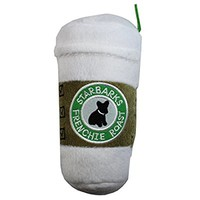 Starbarks with Lid Plush Toy
