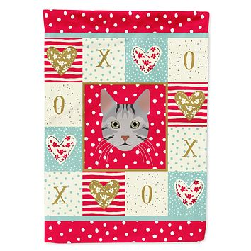 Egyptian Mau Cat Flag Garden Size CK5114GF