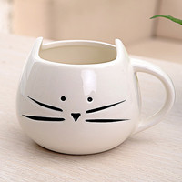 Boutique Cat Coffee Cup