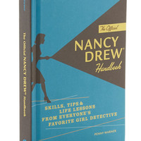 ModCloth Vintage Inspired, Nifty Nerd, Scholastic The Official Nancy Drew Handbook