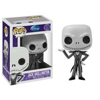 Funko POP Disney: Jack Skellington Vinyl Figure