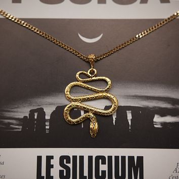 The Serpentina Necklace