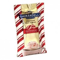 Ghirardelli Premium Hot Cocoa Mix With Peppermint(Pack of 3)