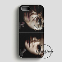 Harry Potter All Books iPhone SE Case   casescraft