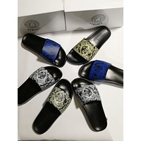 Versace Women Men Casual Slide