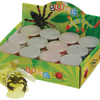 Insect Slime Case Pack 5