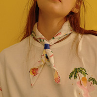 [MAIN BOOTH] Vacationer Scarf(WHITE)