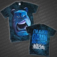 Monster Black Tie-Dye : UABB : MerchNOW - Your Favorite Band Merch, Music and More