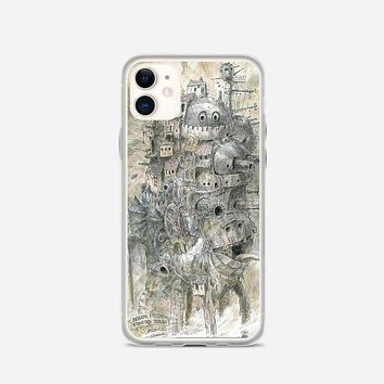 Howls Moving Castle iPhone 11 Case