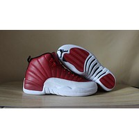 Air Jordan 12 ¡°Gym Red¡±130690-600