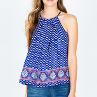 Follow The Sun Halter