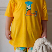 Boys Pajamas, Boys Clothes, Toddler Boys Clothes, Dinosaur Clothes, Dinosaur Pajamas, Kids Clothes