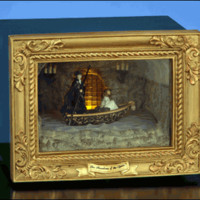 Phantom of the Opera the Broadway Musical - Journey to the Lair Musical Shadow Box