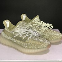 "Adidas Yeezy Boost 350 V2 boost ""ANTLRF"" Sneakers Running Sport Shoes Static Refective Shoes"