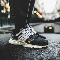 Off-White x Nike Air Presto breathable casual low-top running sneakers shoes