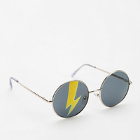Urban Outfitters - Back To Bowie Round Sunglasses