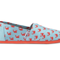 BLUE CORAL WHALES YOUTH CLASSICS