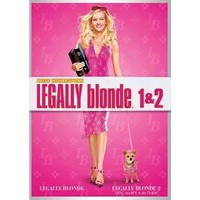 Legally Blonde/Legally Blonde 2 [2 Discs]
