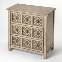 Moncreif Natural Mango Accent Chest