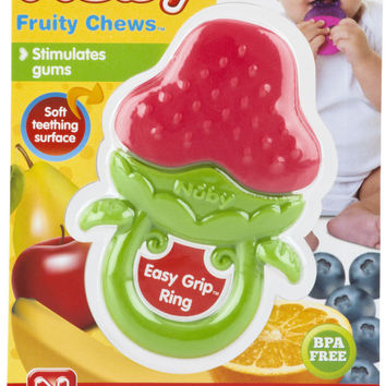 nuby fruity chews ring teether Case of 144